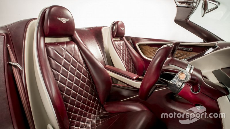 Концепт Bentley EXP 12 Speed 6e