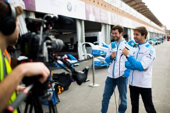 Alexander Sims, BMW I Andretti Motorsports, Antonio Felix da Costa, BMW I Andretti Motorsports, BMW iFE.18