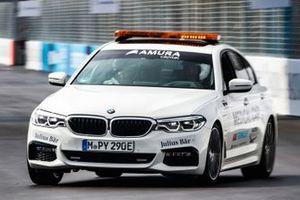 La BMW i3, voiture médicale