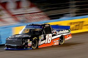 Noah Gragson, Kyle Busch Motorsports, Toyota Tundra Safelite AutoGlass