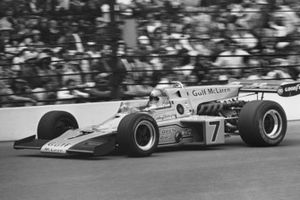 Johnny Rutherford, McLaren M16C-Offy TC