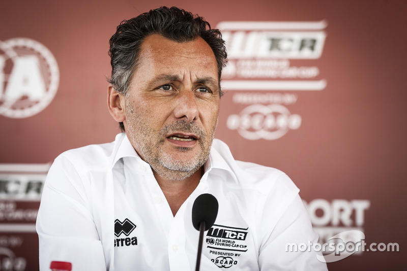 François Ribeiro, WTCR Eurosport
