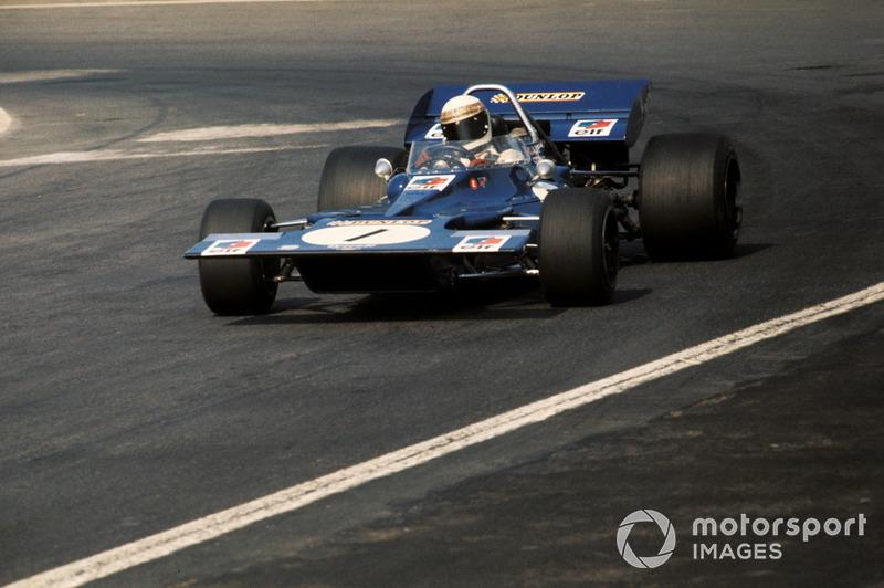 Jackie Stewart, Tyrrell 001, 1970