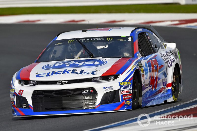 2. A.J. Allmendinger, JTG Daugherty Racing, Chevrolet Camaro Kroger ClickList
