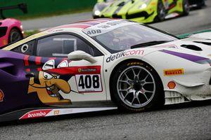 Ferrari 488 #408, Ferrari jakarta: Renaldi Hutasoit