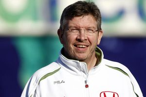 Ross Brawn, Team Principal, Honda Racing F1 Team