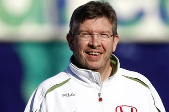 Ross Brawn, Team Principal, Honda Racing F1 Team