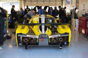 #704 LightSpeed racing Glickenhaus SCG 003C: Jeffrey Westphal, Andreas Simonsen, Jon Miller, Craig Stanton