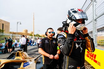 Andre Lotterer, DS TECHEETAH on the grid