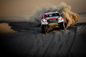 #309 Toyota Gazoo Racing SA: Bernhard Ten Brinke, Xavier Panseri
