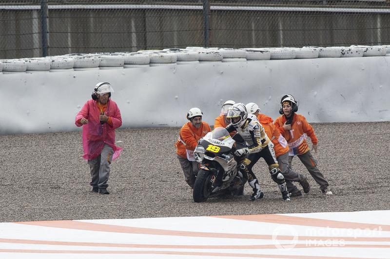 Альваро Баутіста, Angel Nieto Team, після аварії