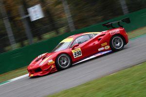 Ferrari 488 #330, Ferrari of Tampa Bay: Luis Perusquia