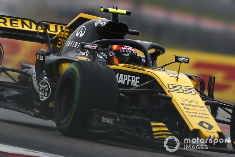11. Carlos Sainz Jr, Renault Sport F1 Team R.S. 18