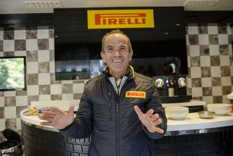 Terenzio Testoni, Pirelli