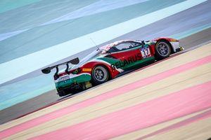 #17 Belarus, AT Racing Ferrari 488 GT3: Alexander Talkanitsa Sr., Alexander Talkanitsa Jr.