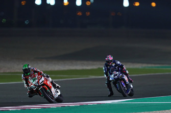 Eugene Laverty, Milwaukee Aprilia, Alex Lowes, Pata Yamaha
