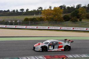 Audi R8 LMS-GT3 #7, Audi Sport Italia: Baruch-Treluyer