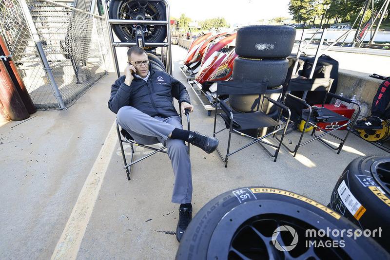 John Doonan, Mazda Motorsports