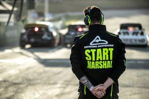 Start marshal