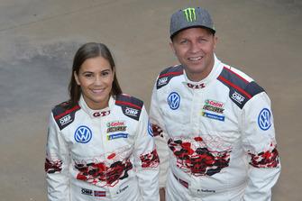 Peter Solberg, Veronica Engan, Volkswagen Motorsport VW Polo GTi R5