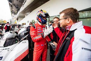 Andreas Seidl, Team chef Porsche Team, Mark Webber, Porsche Team