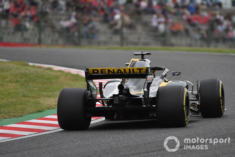 16. Нико Хюлькенберг, Renault Sport F1 Team RS18, 1'30.361