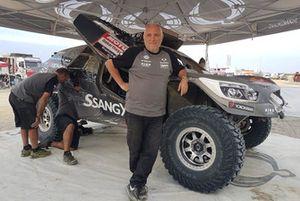 Javier Herrador, jefe de Herrador Motorsport