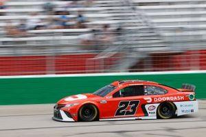 Bubba Wallace, 23XI Racing, Toyota Camry Door Dash