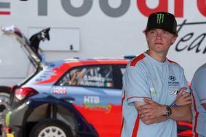 Oliver Solberg, Hyundai Motorsport N Hyundai NG i20