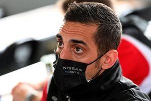 Sebastien Buemi, Nissan e.Dams