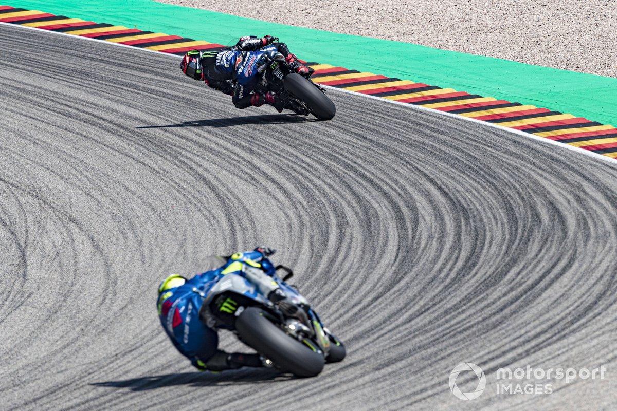Fabio Quartararo, Yamaha Factory Racing, Joan Mir, Team Suzuki MotoGP