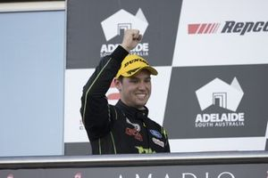 Podium: Cameron Waters, Tickford Racing Ford