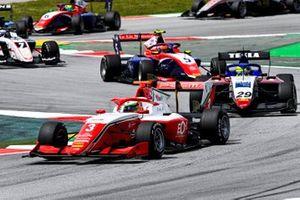 Olli Caldwell, Prema Racing, Logan Sargeant, Charouz Racing System