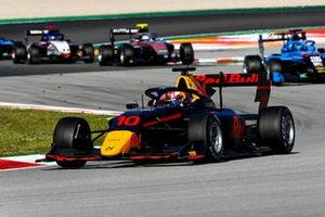 Jak Crawford, Hitech Grand Prix, Calan Williams, Jenzer Motorsport