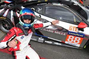 #88 AF Corse Ferrari F488 GTE Evo: Alessio Rovera
