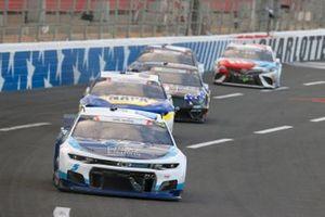 Kyle Larson, Hendrick Motorsports, Chevrolet Camaro MetroTech