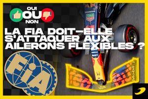 La FIA doit-elle s'attaquer aux ailerons flexibles ?