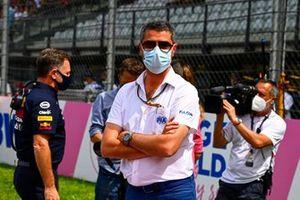 Michael Masi, wedstrijdleider, FIA