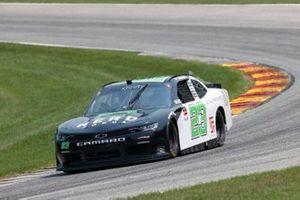 Natalie Decker, Our Motorsports, Chevrolet Camaro Nerd Focus