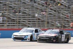 Stefan Parsons, B.J. McLeod Motorsports, Ford Mustang SOKAL Digital, Brandon Brown, Brandonbilt Motorsports, Chevrolet Camaro