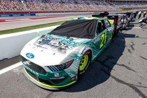 Matt DiBenedetto, Wood Brothers Racing, Ford Mustang Menards / Masterforce Tools