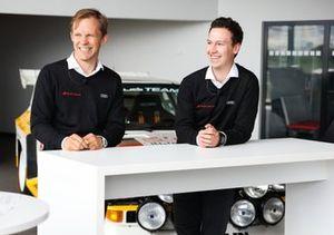 Mattias Ekström, Emil Bergkvist, Audi Sport