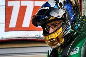 #777 D'Station Racing Aston Martin Vantage AMR: Andrew Watson
