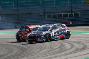 Nicola Baldan, Target Competition, Hyundai i30 N TCR, Evgenii Leonov, Volcano Motorsport, Cupra Leon Competición TCR