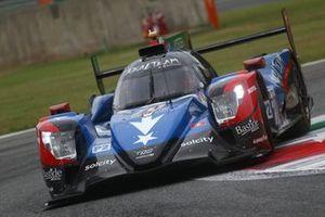 #70 Realteam Racing Oreca 07 - Gibson: Esteban Garcia, Loic Duval