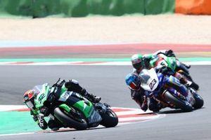 Isaac Viñales, Orelac Racing Verdnatura, Christophe Ponsson, Gil Motor Sport - Yamaha