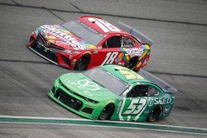 Garrett Smithley, Rick Ware Racing, Chevrolet Camaro, Kyle Busch, Joe Gibbs Racing, Toyota Camry Skittles Gummies