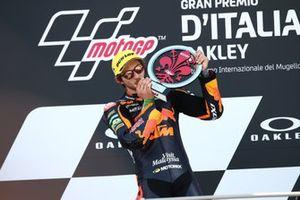 Race winner Remy Gardner, Red Bull KTM Ajo