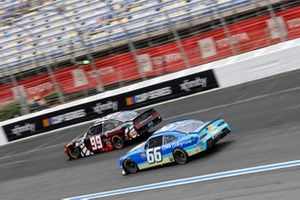 Chad Finchum, Motorsports Business Management, Toyota Supra Crash Claims R Us, Chase Briscoe, B.J. McLeod Motorsports, Ford Mustang Production Alliance Group