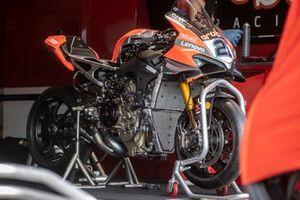 Bike of Michael Ruben Rinaldi, Aruba.It Racing – Ducati